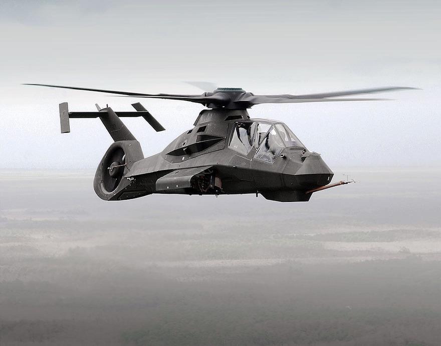 Hélicoptère furtif RAH66 Comanche