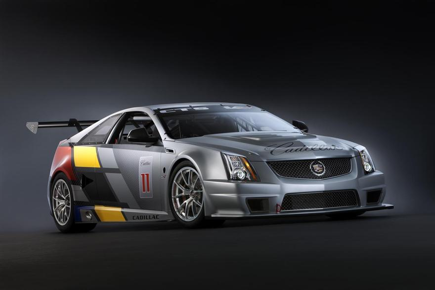 Cadillac CTSV Racing