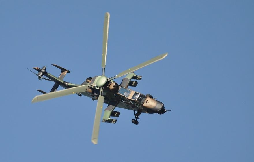 Hélicoptère Eurocopter Tiger