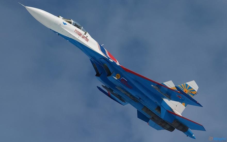 Soukhoï Su-27 Flanker