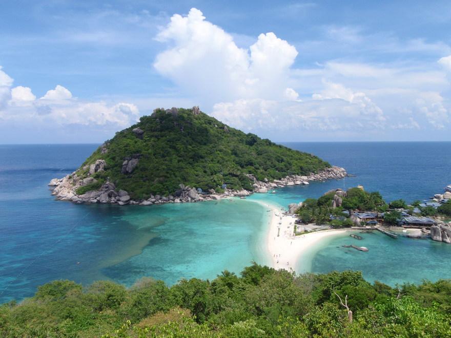Ile de Koh Tao, Thaïlande