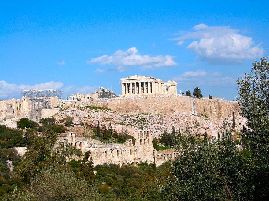 Athènes en Grèce