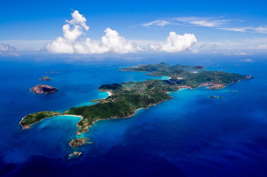 Iles de Saint-Barthélémy
