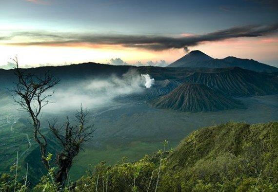 Bromo, Indonésie