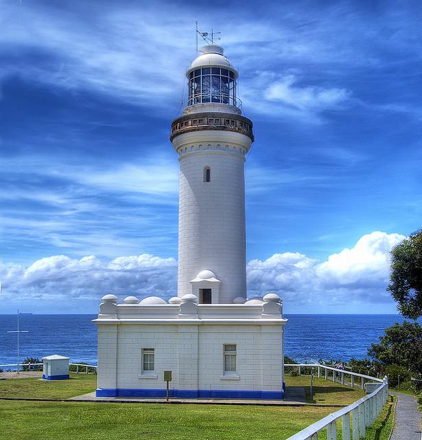 Phare de Norah Head, Australie