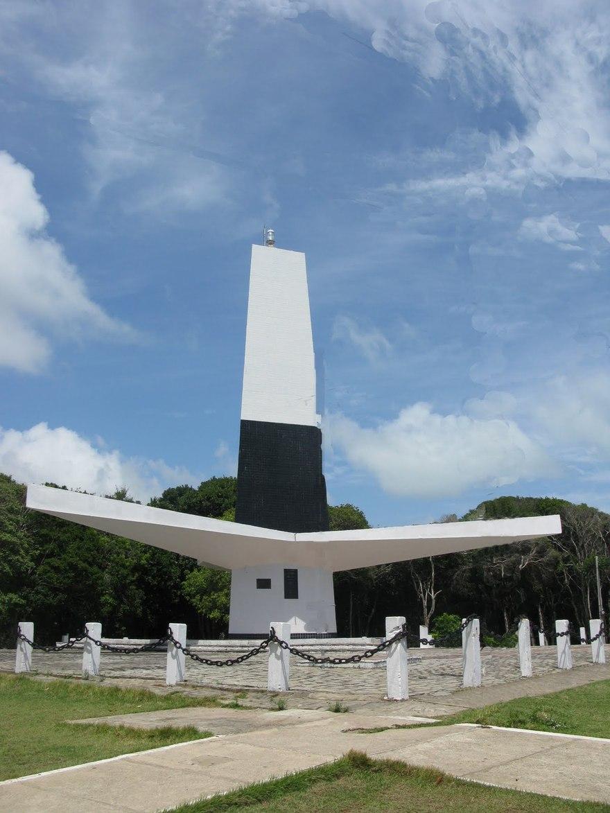 Phare de Cabo Branco au Brésil