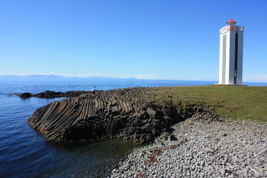 Phare de Kálfshamarsvík, Islande