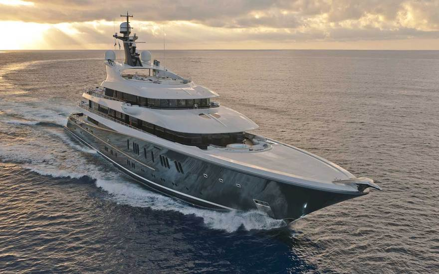 Phoenix² yacht