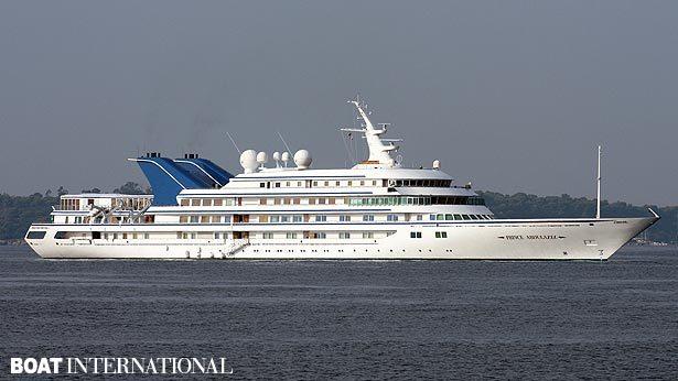 Prince Abdulaziz yacht