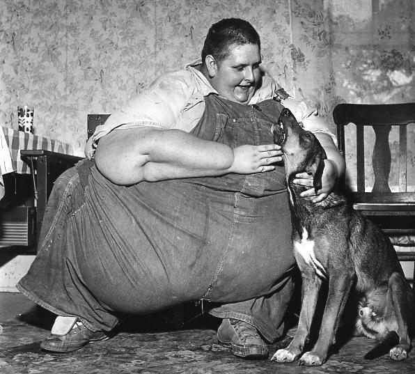 Robert Earl Hughes - 484kg