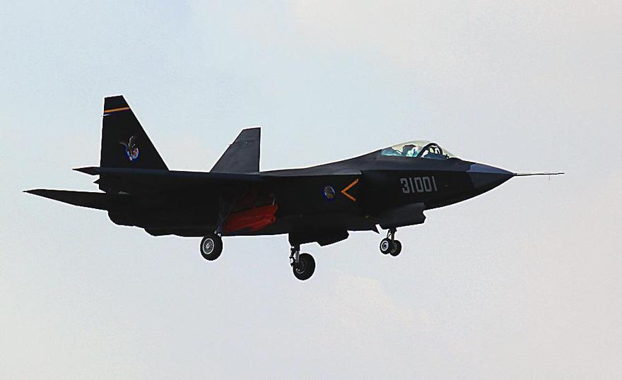 SAC J-31, avion de combat chinois