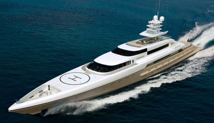 Sea Stallion yacht