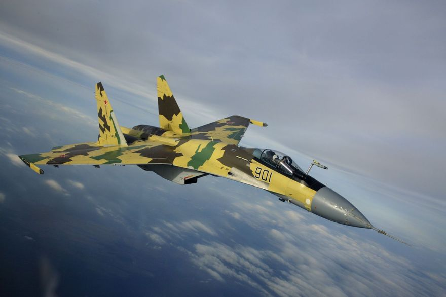 Sukhoi Su-37 Flanker-E