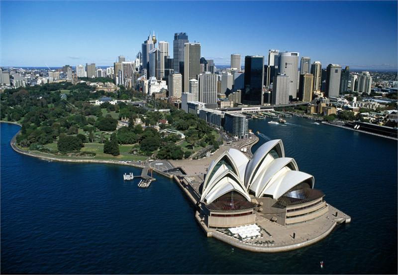 Sydney en Australie