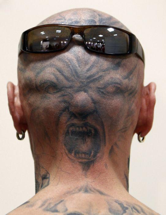 Tatouages extrêmes