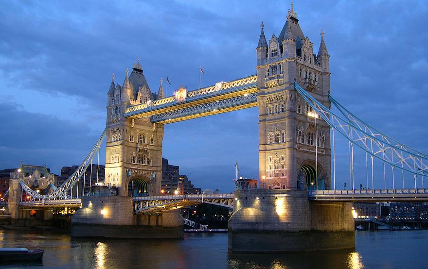 Tower Bridge - Angleterre
