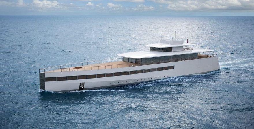 Venus yacht (Steve Jobs)
