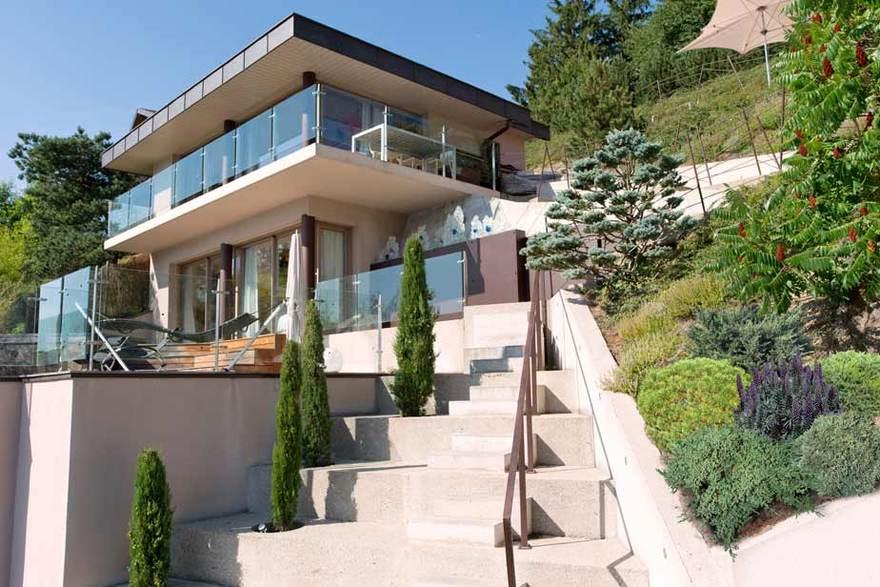 Villa de luxe au bord du lac d'Annecy