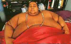 Walter Hudson - 542kg