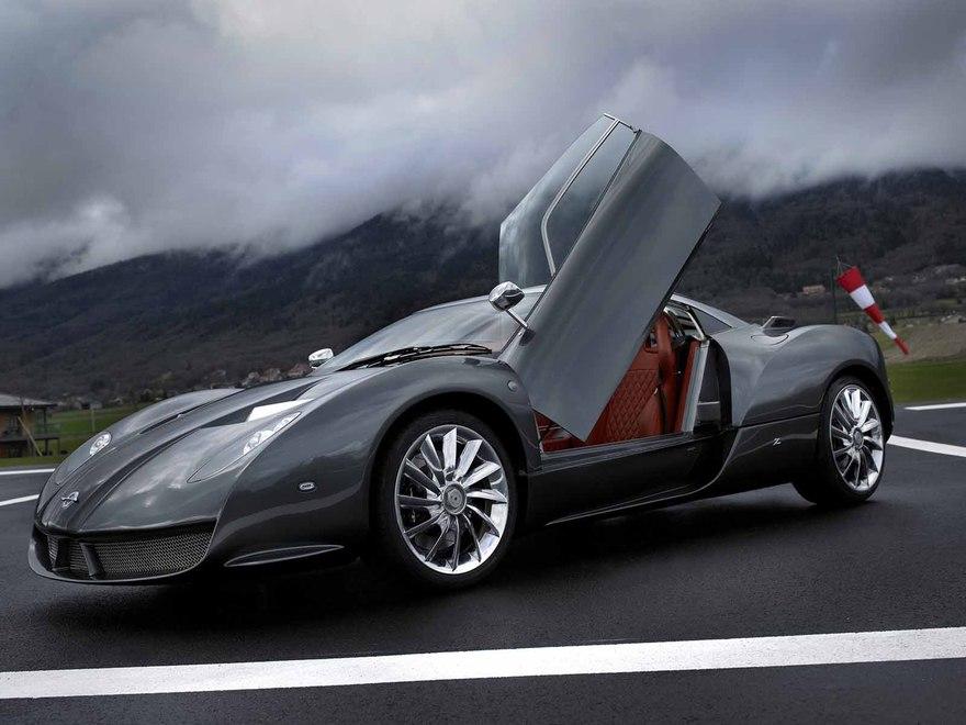 Zagato Spyker C12