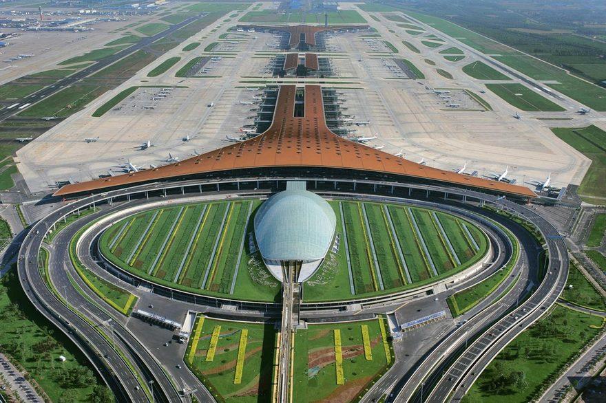 Aéroport international de Pékin
