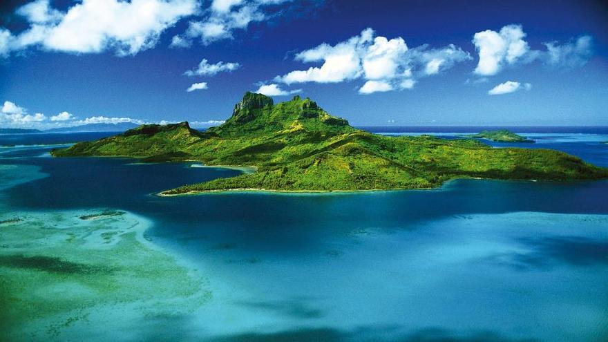 Bora Bora en Polynésie Française