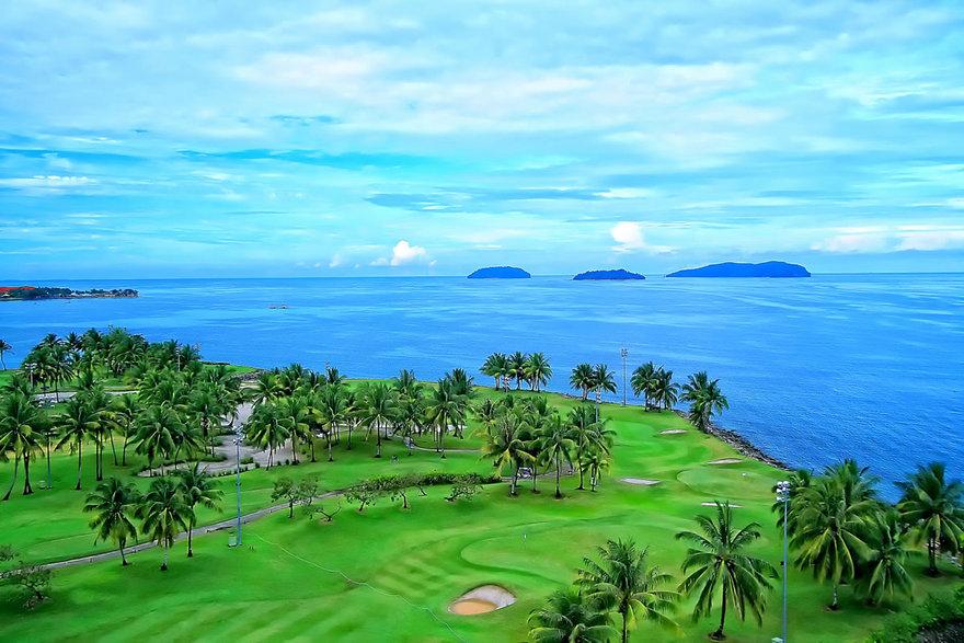 Danang Golf au Vitenam
