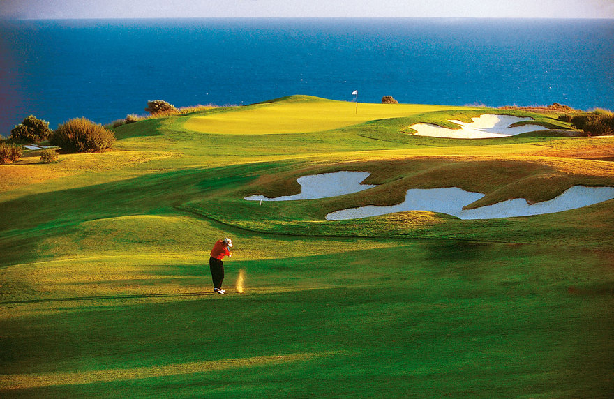 Elea Golf à Chypres