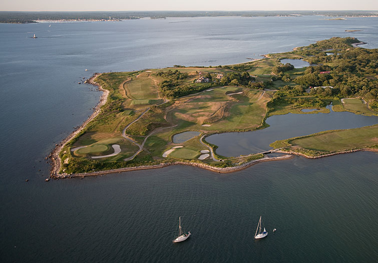 Fisher Island Golf, USA