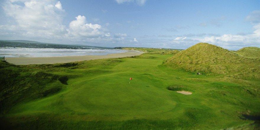 Golf de Ballybunion en Irlande