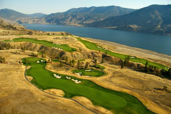 Golf Tobiano en Colombie Britanique