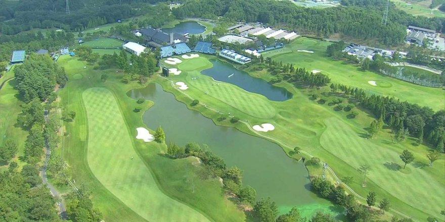 Hirono Golf Club au Japon