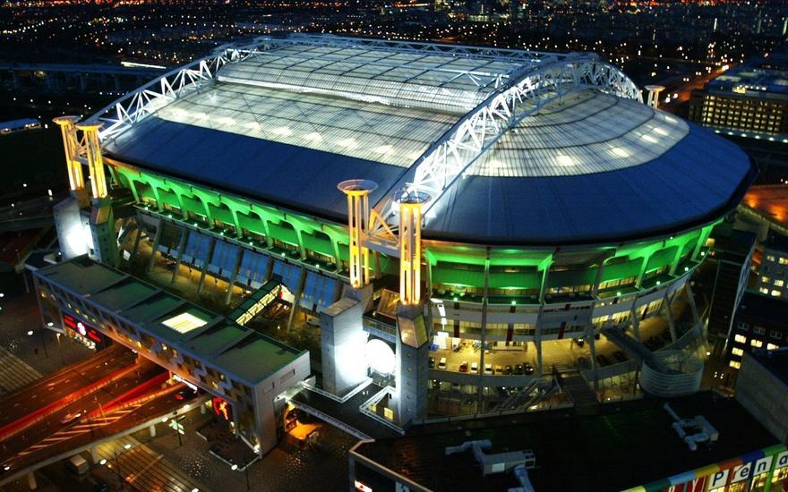 L'Amsterdam Arena de Ajax d'Amsterdam