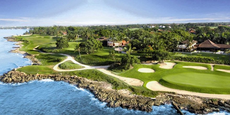 Le Golf Teeth of the Dog en République Dominicaine