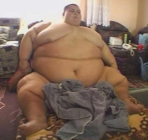 Les personnes les plus grosses du monde