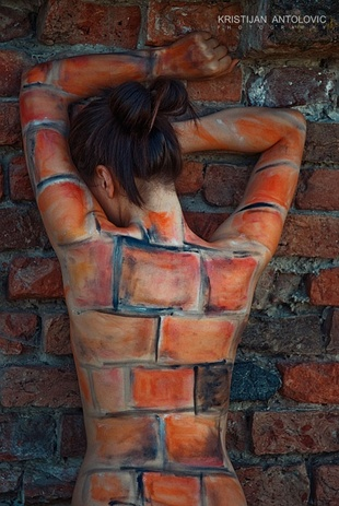 Top des plus beaux body painting au monde