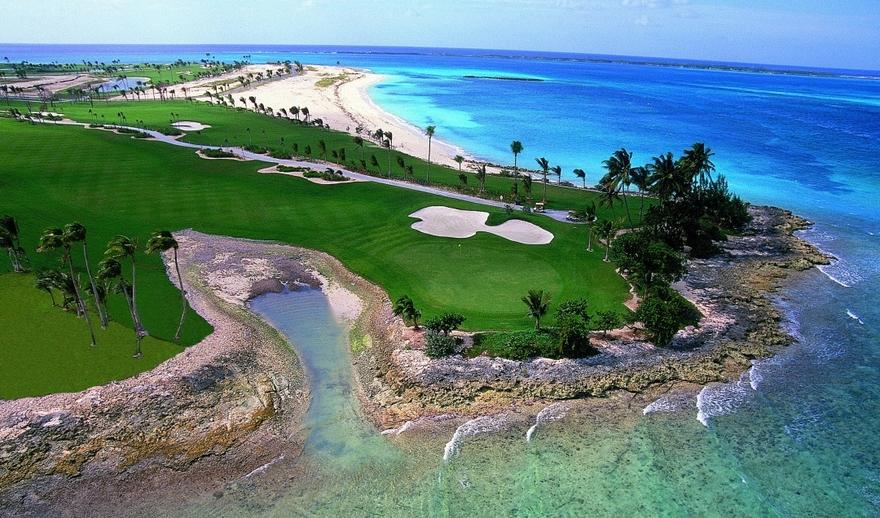 Ocean Golf Club, Bahamas