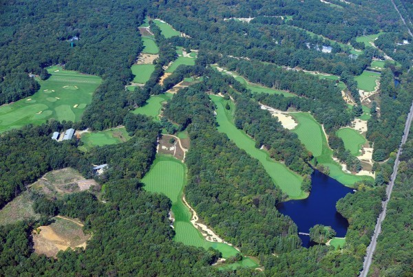 Pine Valley Golf dans le New Jersey