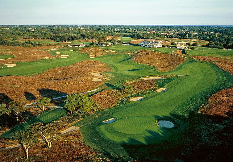 Shinnecock Golf, Southampton, NY, USA