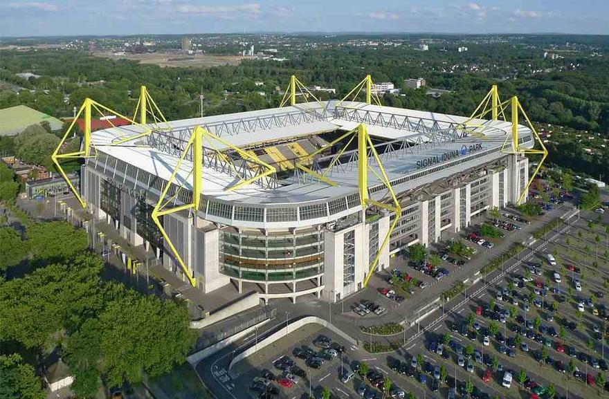 Signal Iduna Park de Dortmund