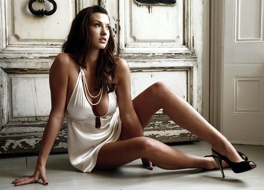Alice Goodwin sexy