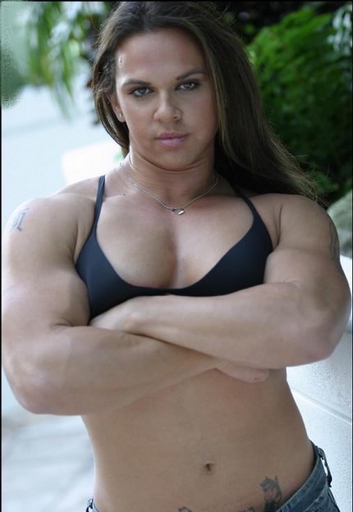 Les femmes les plus musclée au monde