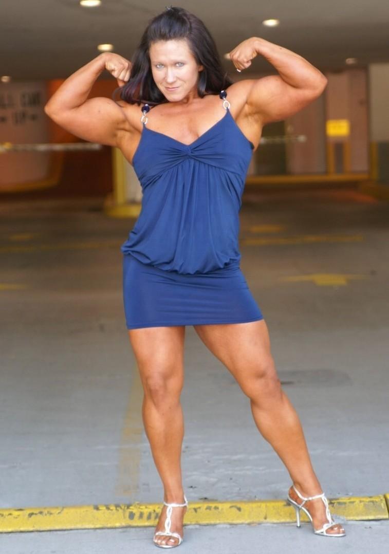 Les femmes les plus musclées au monde
