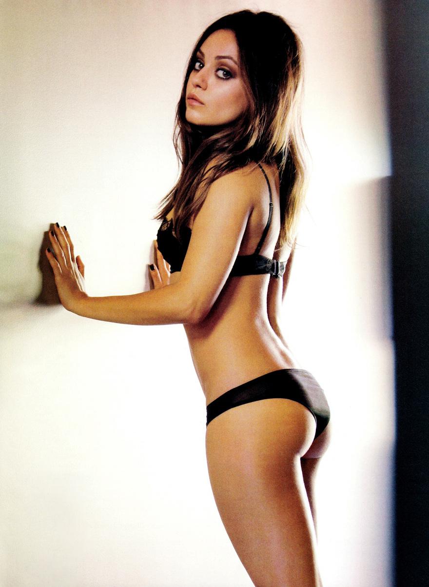 Les fesses de Mila Kunis