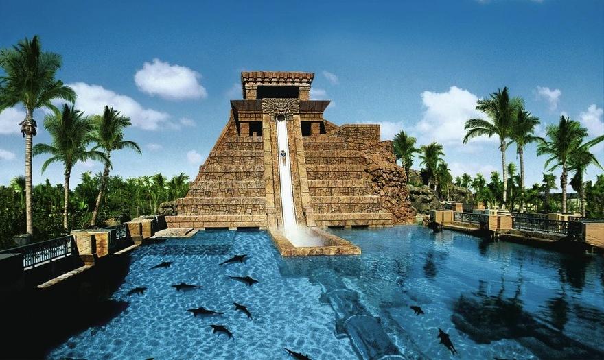Atlantis Paradise Island Resort aux Bahamas