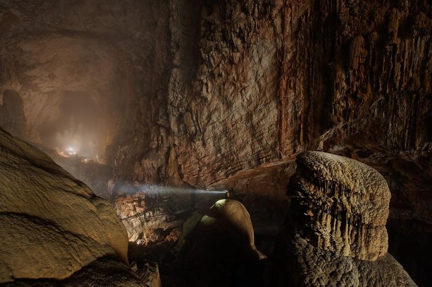The Hang Son Doong cave, Vietnam
