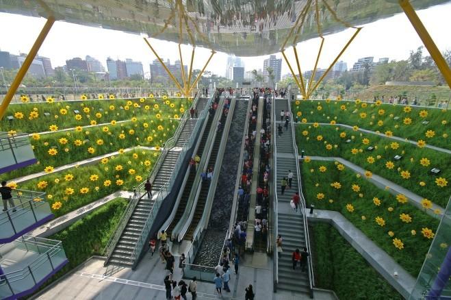Central Park Station à Kaohsiung