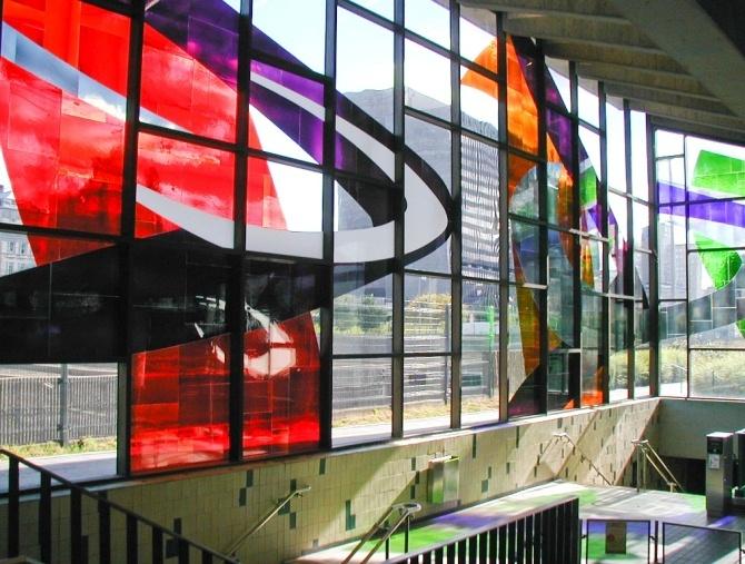 Champ-de-Mars Station à Montreal