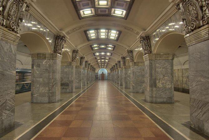 Kirovsky Zavod Station à St. Petersburg
