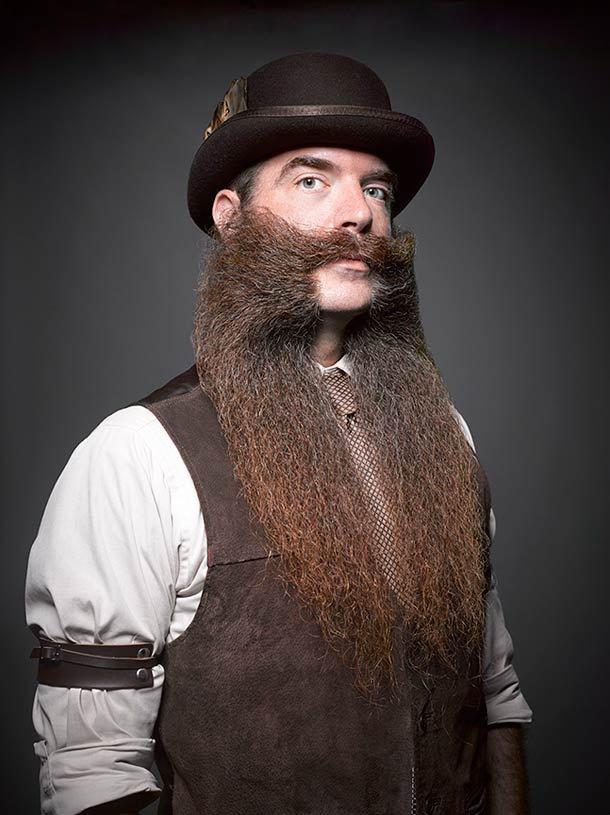 Top moustaches